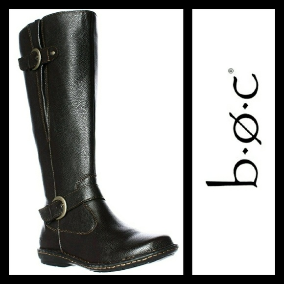 cca29ba3ace3 b.o.c. Shoes - B.O.C. Cleo Tall Wide Shaft Boots 7.5